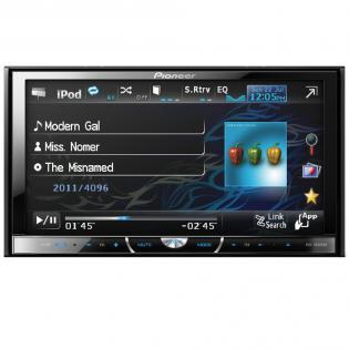 Autoradio 2DIN Pioneer AVH-3400 DVD