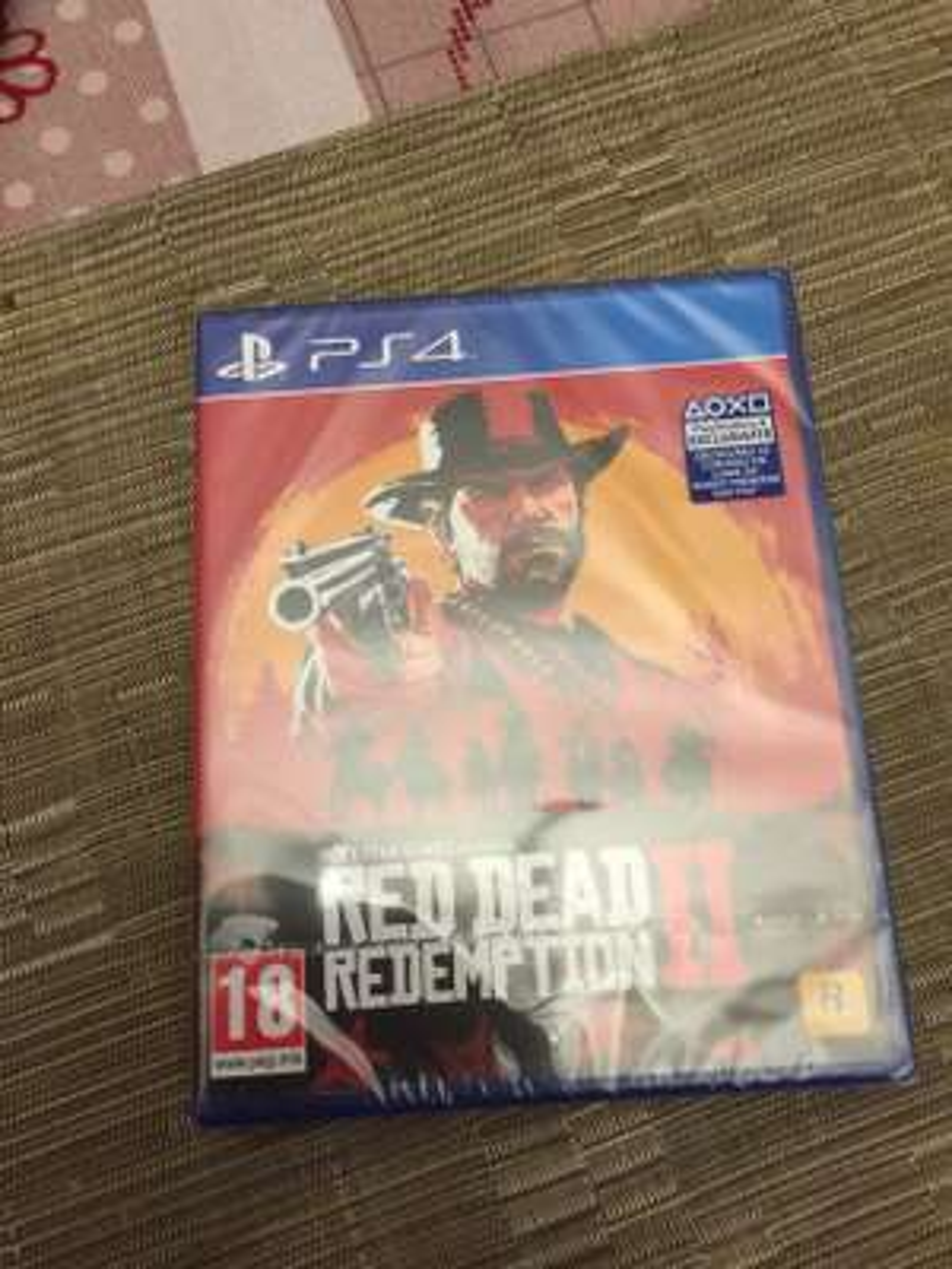 Jeu Red Dead Redemption 2 sur PS4 (via 30€ sur la carte fidélité) à Bethune (62)