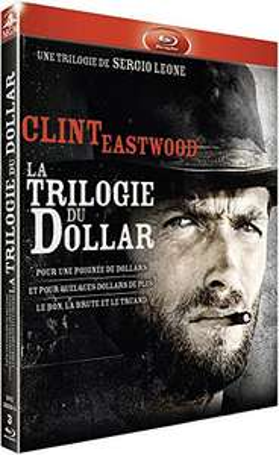 Blu-ray Sergio Leone : La trilogie du dollar