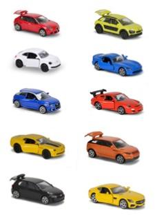 Voiture Miniature en métal Premium Cars Majorette 1/64 ème - Modèle aléatoire