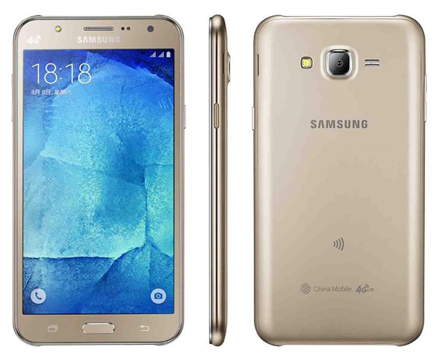 Smartphone Samsung Galaxy J5 + carte cadeau de 20€