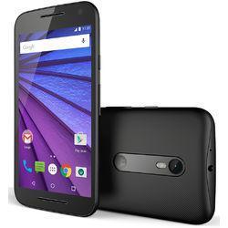 "Smartphone 5"" Motorola Moto G 3e génération Noir ou Blanc"