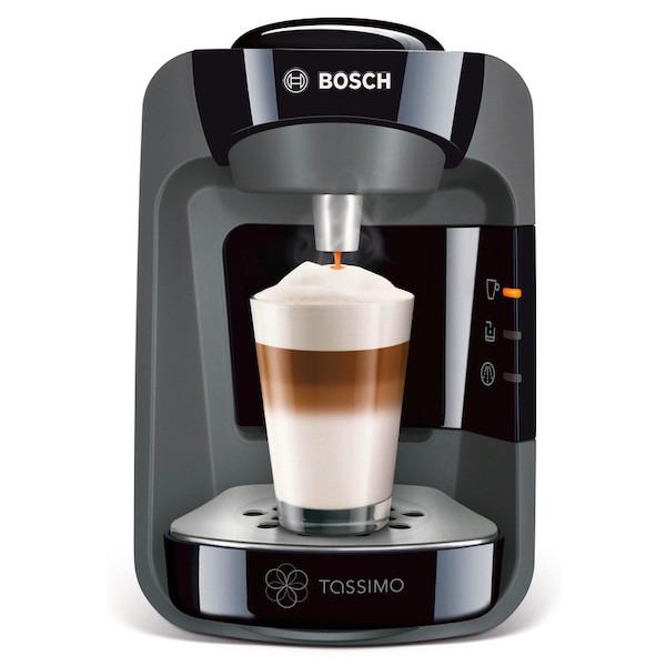Cafetière Bosch TAS3702 à dosettes tassimo