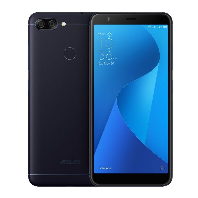"Smartphone 5.7"" Asus ZenFone Max Plus Global Version (M1) - Noir, 3GB RAM, 32Go Rom (Sans B20 - Vendeur Tiers)"
