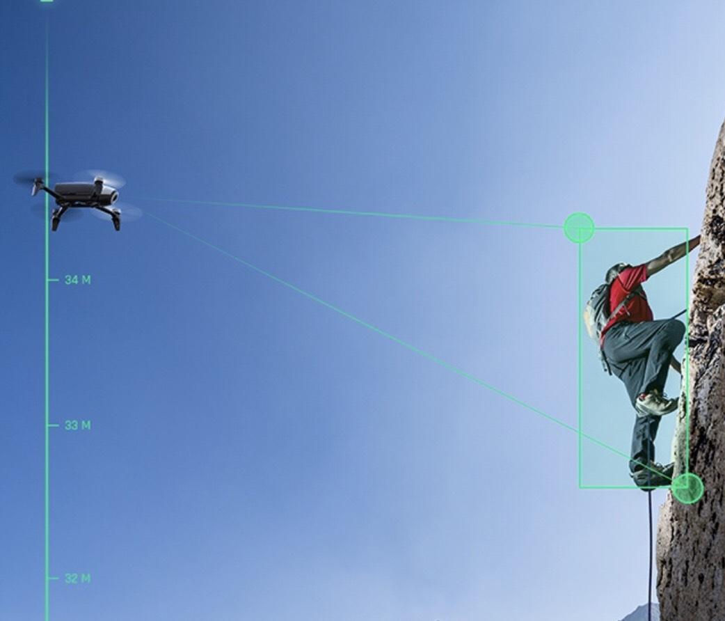 Parrot Follow Me - Suivi GPS Gratuit pour les Drones Bebop 2