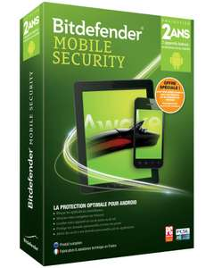 Application Bitdefender Mobile Security pour Android