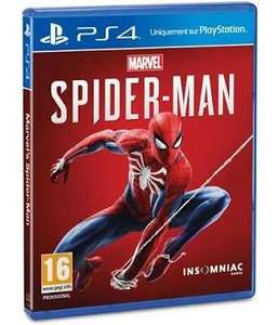 Jeu Marvel's Spider-Man sur PS4 (En Anglais)