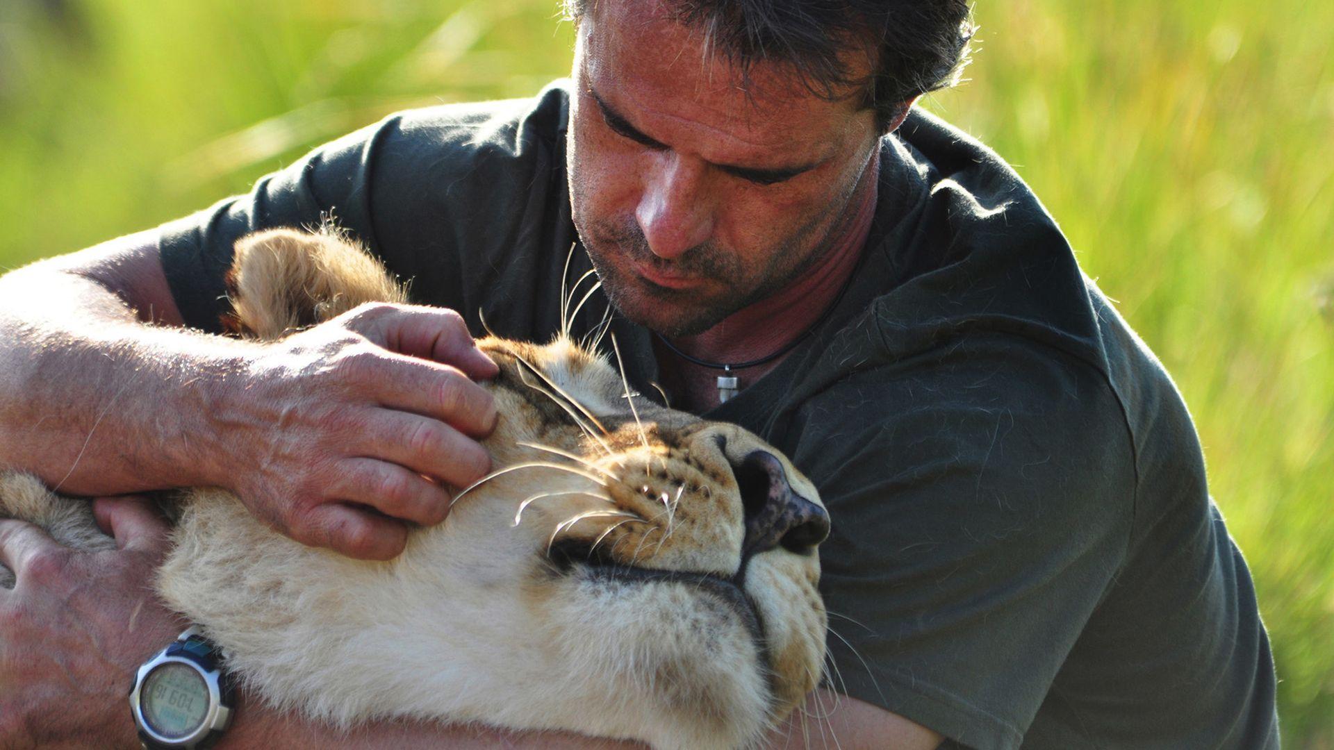 Documentaire Kevin et les lions visionnable gratuitement (Dématérialisé - VF)