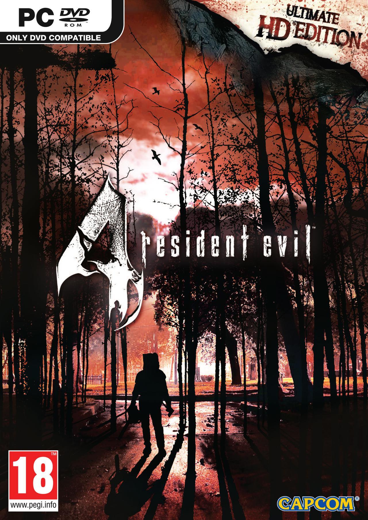 Jeu Resident Evil 4 HD sur PC