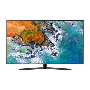 "TV 55"" Samsung UE55NU7400 - UHD 4K, HDR 10+, Smart TV"