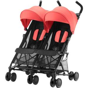 Poussette double canne Britax Holiday