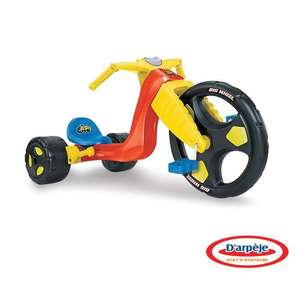 """Tricycle Darpeje  Big Wheel Spin Out Racer 16"""""""