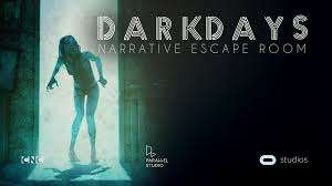 Dark Days Gratuit sur Oculus Rift / Go & Samsung Gear VR (Dématérialisé)