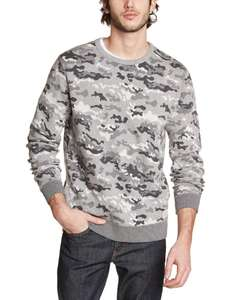 Sweat-shirt à Manches longues Lee  camouflage