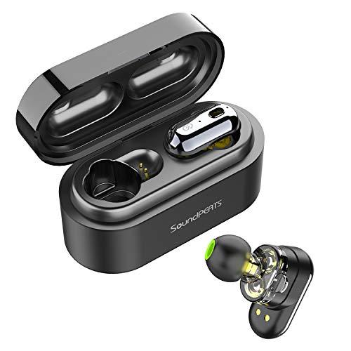 Écouteur sans Fil SoundPeats - Bluetooth 5.0, Etanche IPX6 (vendeur tiers)