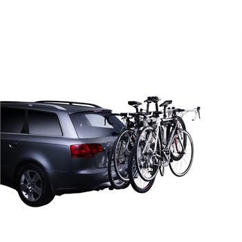 Porte 4 vélos d'attelage suspendu Thule Hang On 9708