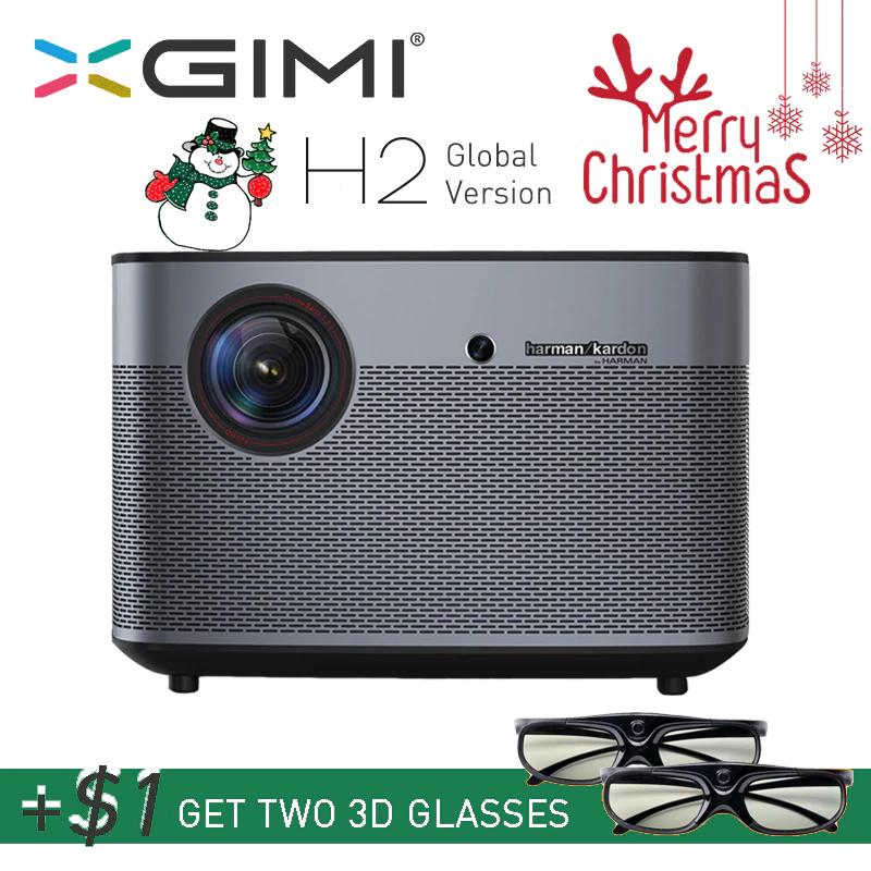Led H2version Lumens2 Videoprojecteur Xgimi Globale1350 kiuOTPXZ