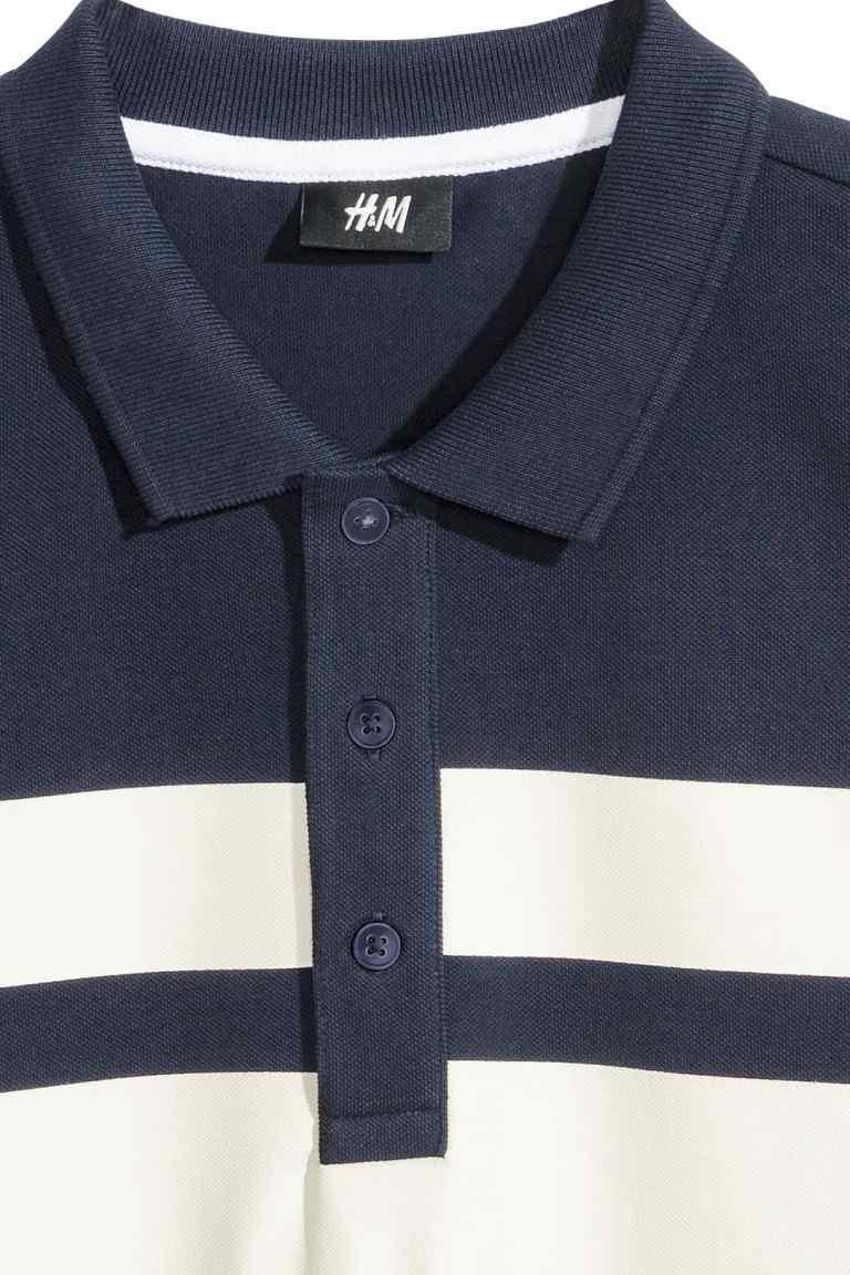 Polo H&M (différents coloris)