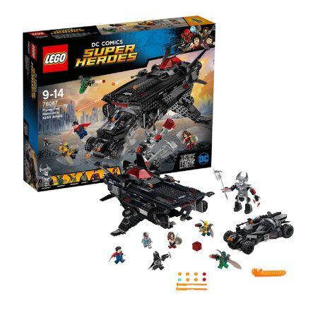 Jouet Lego DC Comics Super Heroes - Flying Fox : l'attaque aérienne de la Batmobile (76087) - Albi (81)