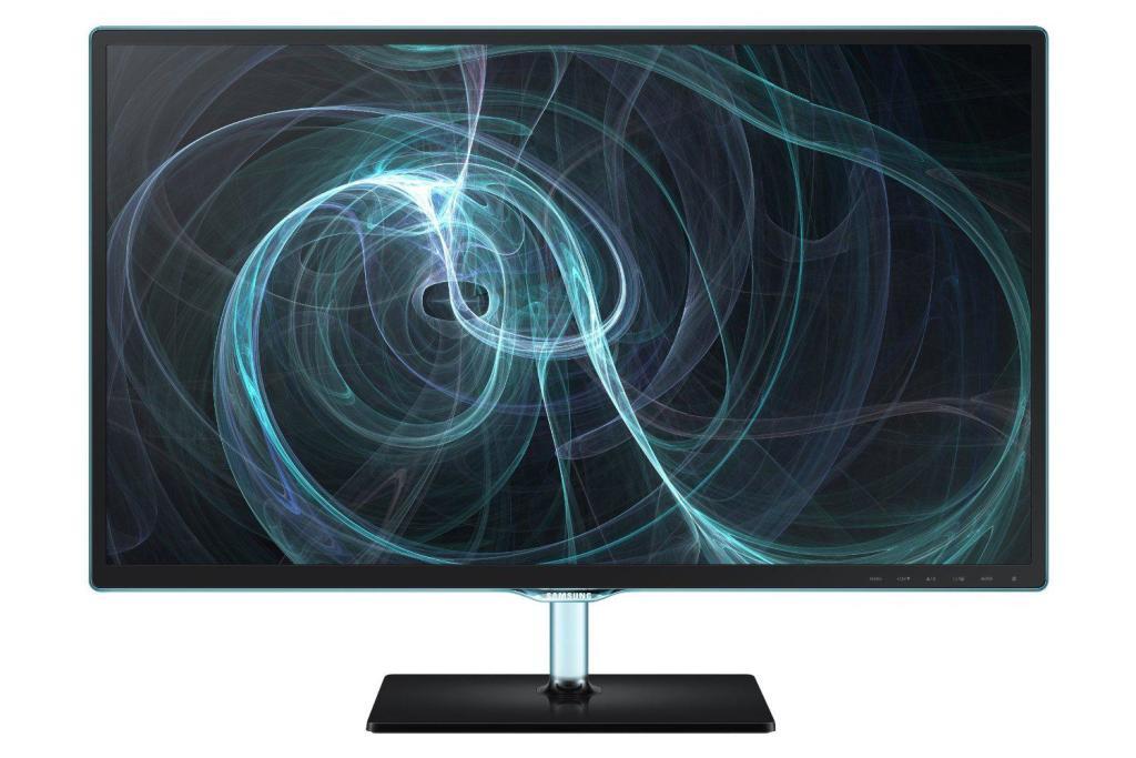 "Ecran LED 27"" Samsung LS27D390H (Dalle PLS)"