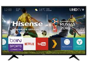 "TV 55"" Hisense H55AE6000 - 4K UHD, LED, Smart TV"