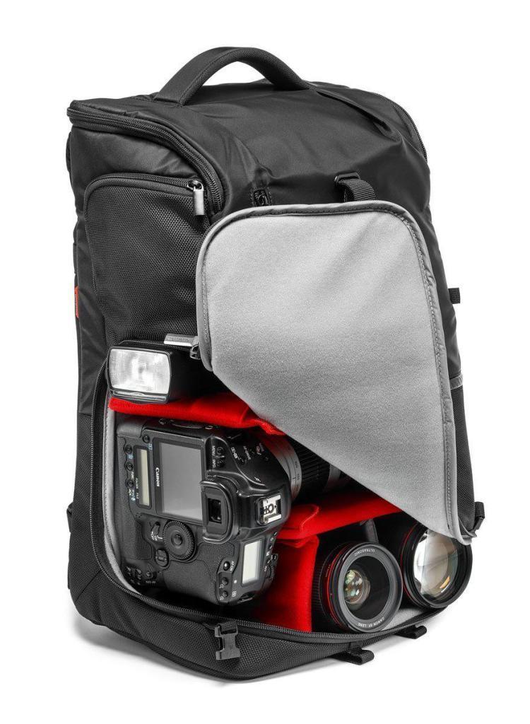 Sac à dos photo Manfrotto L Backpack MB-MA-BP-TL - Noir