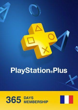 Abonnement 365 jours PlayStation Plus