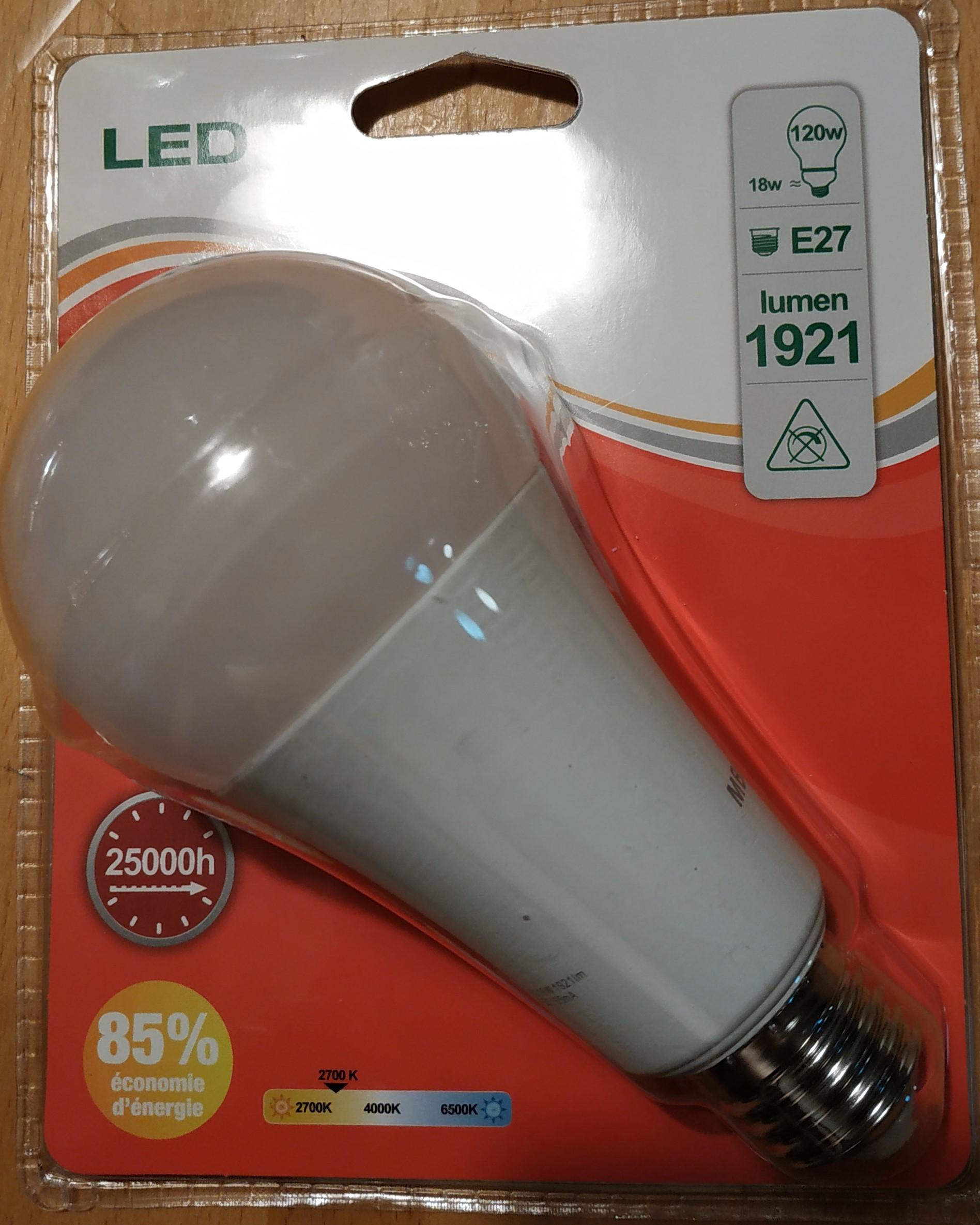 Divers ampoules LED à 2€ - Mr Bricolage Coulommiers (77)