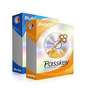 Logiciel DVDFab Passkey pour DVD & Bluray gratuit sur PC