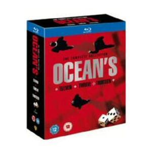 Ocean's Trilogie Blu-ray