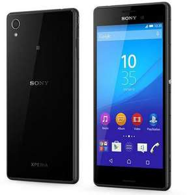 """Smartphone 5"""" Sony Aqua M4 Dual 16 Go + Casque Bluetooth Sony SBH60"""
