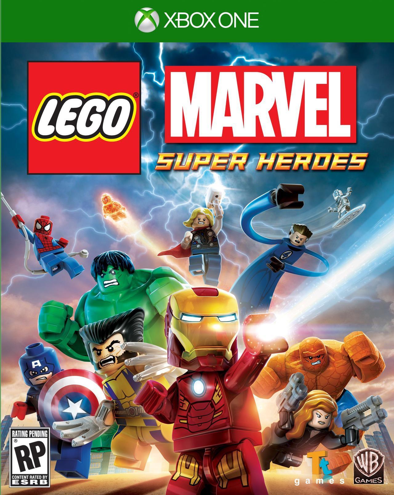 [Membres Gold] LEGO Marvel Super Heroes sur Xbox One (Dématerialisé)