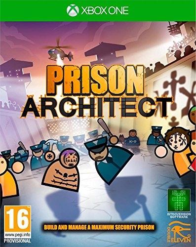 Sélection de jeux vidéo pour différentes consoles - Ex : Prison Architect sur Xbox One