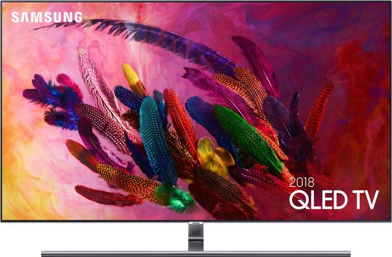 "TV 55"" Samsung QE55Q7F (2018) - 4K UHD, Smart TV (Frontaliers Luxembourg)"