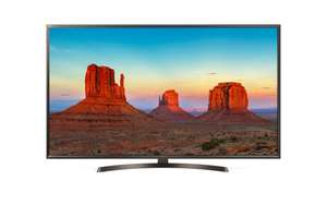 "TV 55"" LG 55UK6400 - 4K UHD, HDR 10, Smart TV"