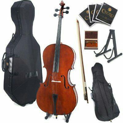 Violoncelle acoustique Cecilio 4/4CCO-200
