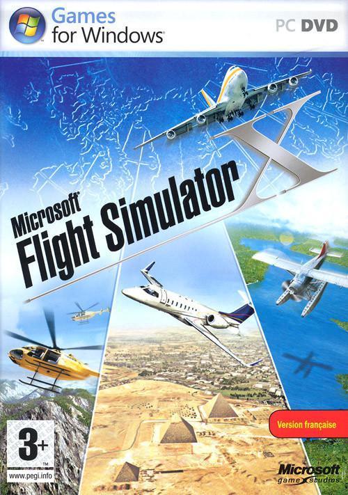 Flight simulator X: Steam Edition