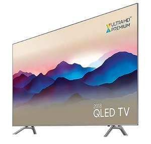 "TV 65"" Samsung QE65Q6F 2018 - 4K UHD, QLED - Belval (Frontaliers Luxembourg)"