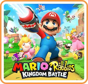 Mario + The Lapins Crétins: Kingdom Battle - Édition Gold Edition sur Switch (dématérialisé, store US)