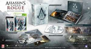 Assassin's Creed Rogue collector édition sur Xbox 360