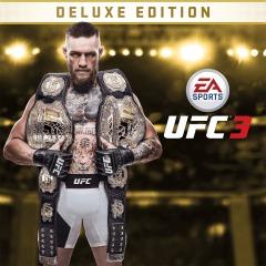 Jeu EA Sports UFC 3 Édition Deluxe sur PS4 (Dématérialisé)