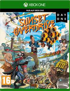 Sunset Overdrive - Day One sur Xbox One