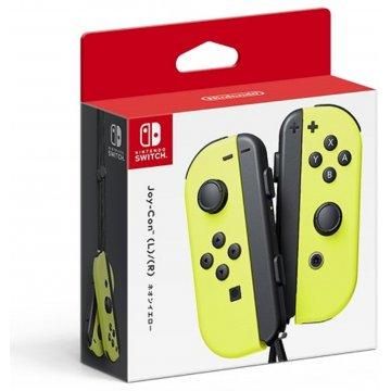Nintendo Switch Joy-Con Controllers (Jaune Néon)
