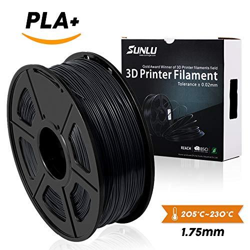 Filament PLA+ Sunlu pour Imprimante 3D - Plusieurs coloris (Vendeur tiers)