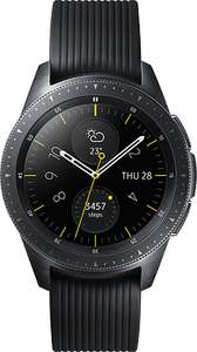 Montre Connectée Samsung Galaxy Watch SM-R815 - 42mm black BT + LTE (mobilezone.ch - Frontaliers Suisse)