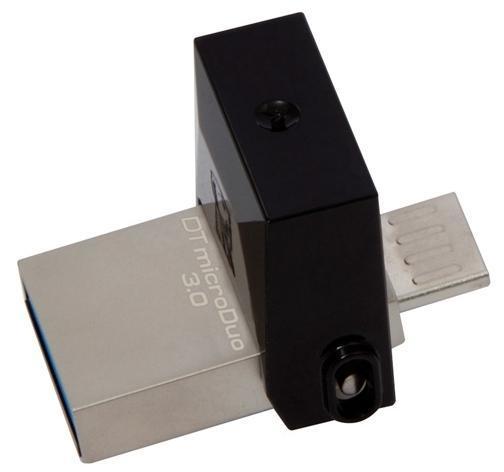 Clé USB Kingston DT microDuo - 64Go