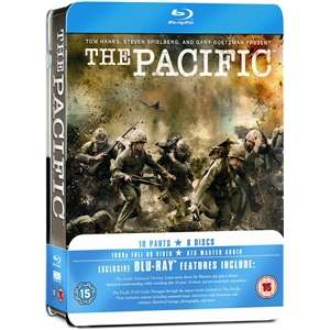 The Pacific Bluray