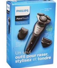 Rasoir électrique Philips AquaTouch S5420/59