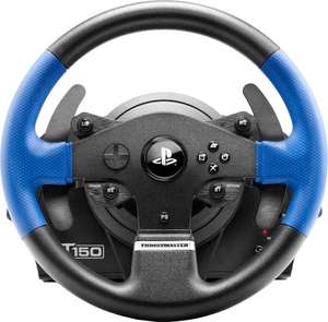 volant de jeux vid o p dalier thrustmaster t150. Black Bedroom Furniture Sets. Home Design Ideas