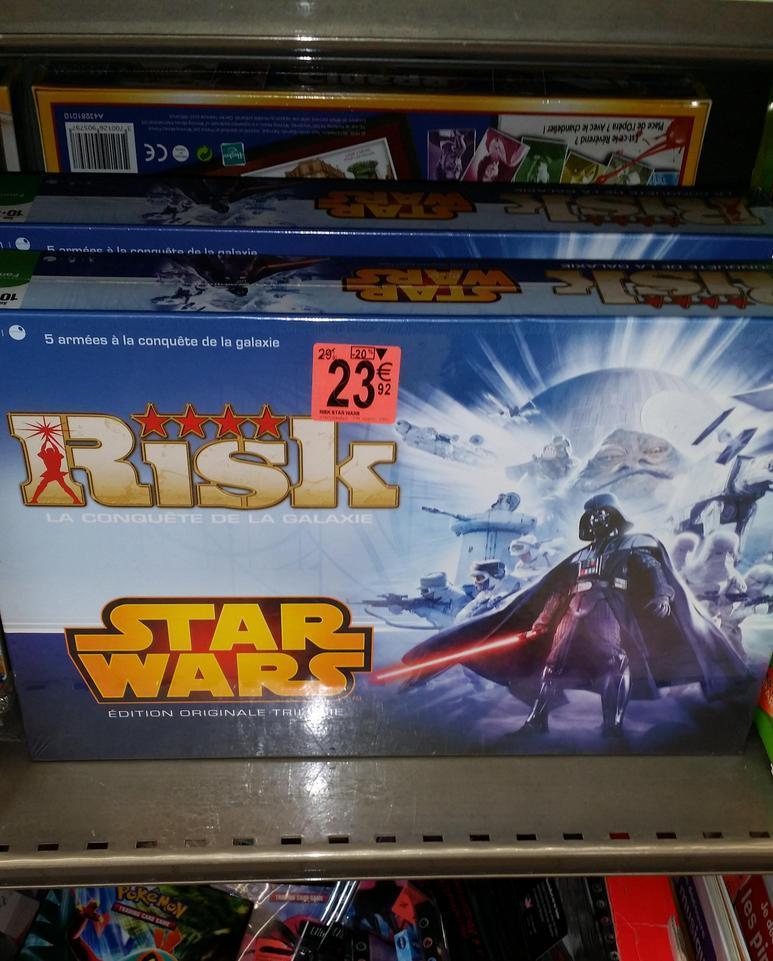 Risk Star Wars Originale Trilogie